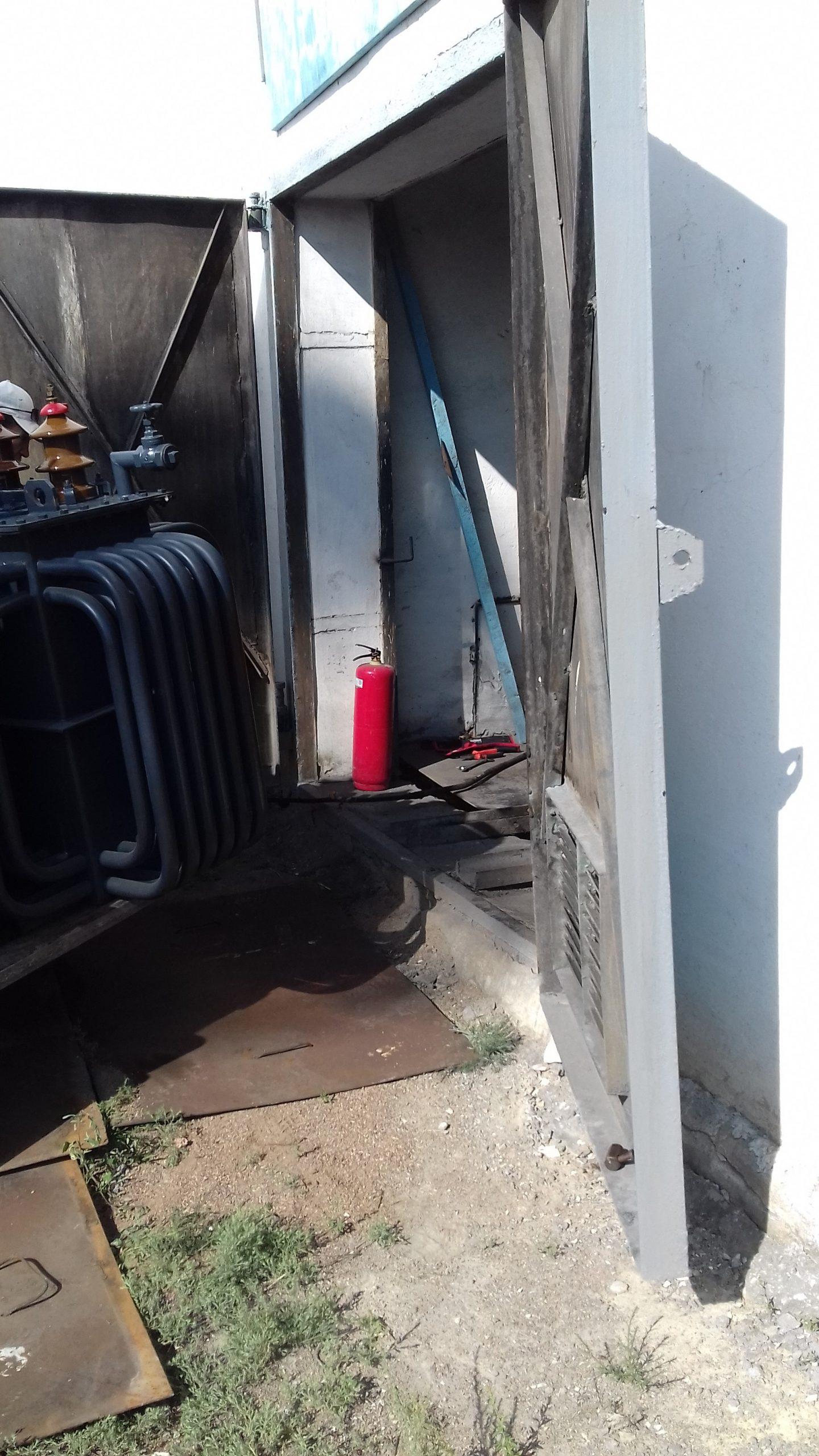 Капитальный ремонт ТМ-315 кВА на ТРП-1 (3)