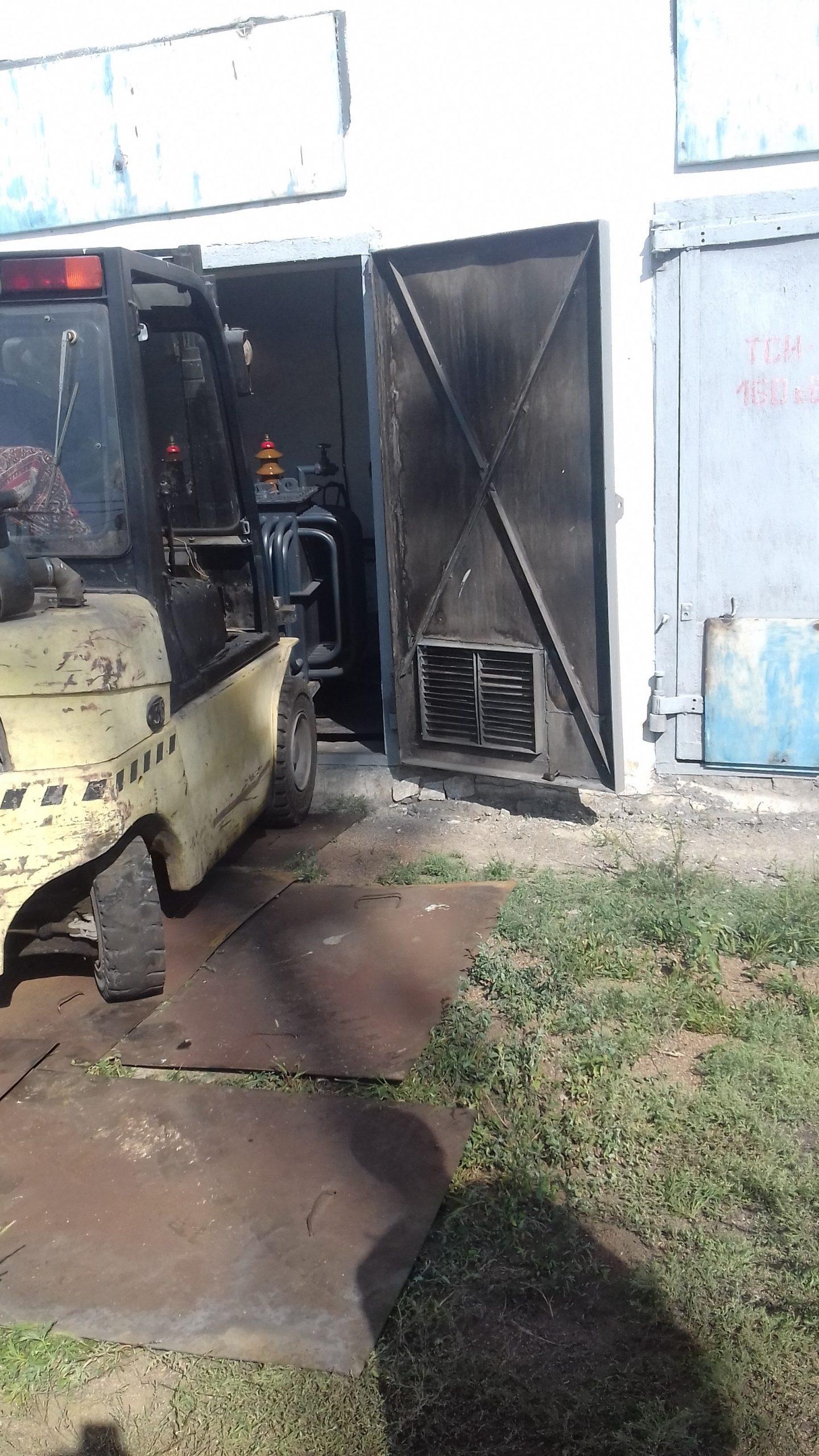 Капитальный ремонт ТМ-315 кВА на ТРП-1 (5)