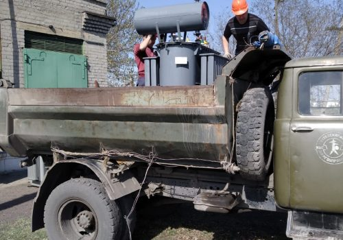 Капитальный ремонт ТМ-630 кВА на ТРП-3 (6)
