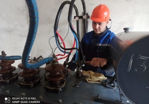 Капитальный ремонт ТСМА-160 кВА на ТРП-62