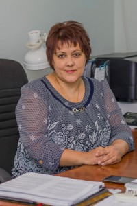 Данилова Татьяна Валентиновна Начальник производственно-сбытового отдела