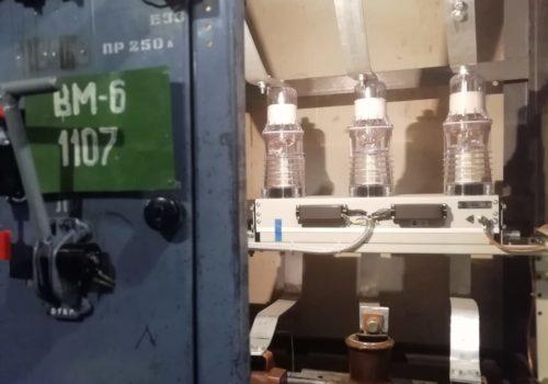 Реконструкция 3РУ-6кВ на ТРП-17