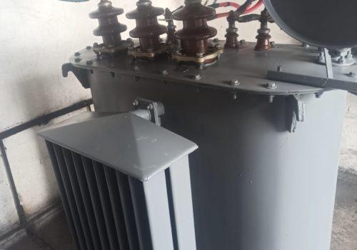Капитальный ремонт ТСМА-160 кВА на ТРП-67